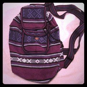 Handbags - Drawstring Backpack